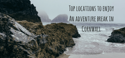 Top locations to enjoy An adventure break in Cornwall
