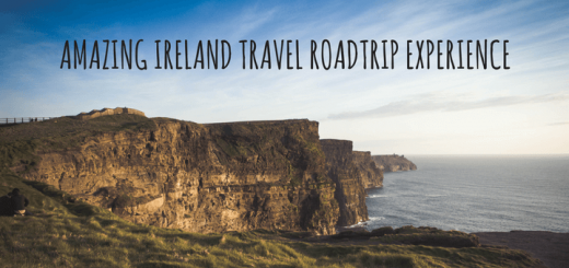 AMAZING IRELAND TRAVEL ROADTRIP EXPERIENCE