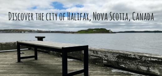 Discover the city of Halifax, Nova Scotia, Canada
