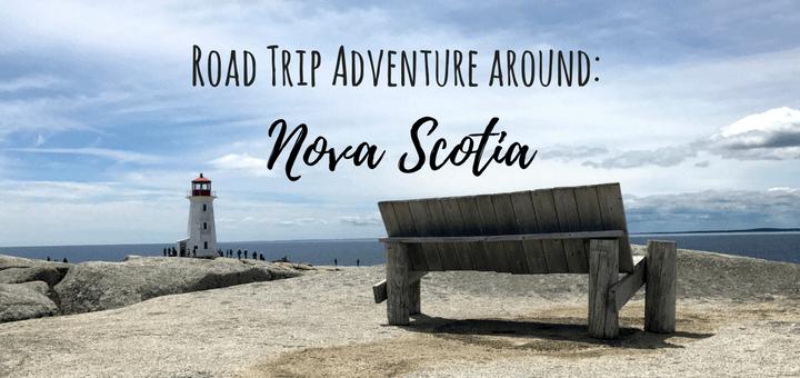 Road Trip Adventure around