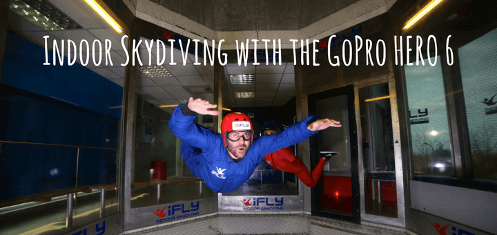 Indoor Skydiving with the GoPro HERO 6