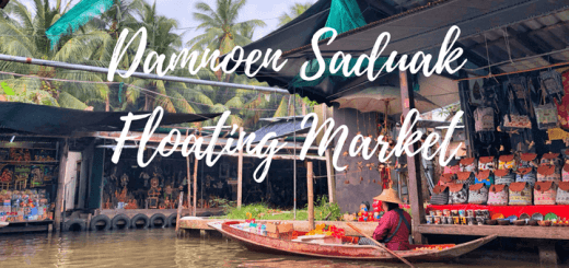 Get your Guide: Damnoen Saduak Floating Market, Bangkok, Thailand