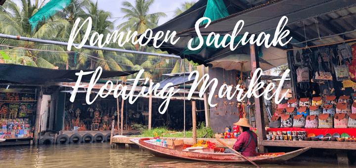 Get your Guide: Damnoen Saduak Floating Market, Bangkok, Thailand