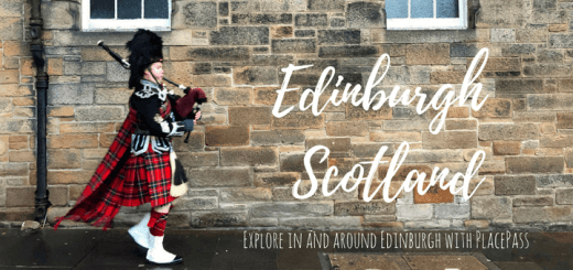 Explore in and around Edinburgh with PlacePass