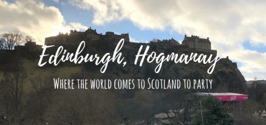 Edinburgh, Hogmanay 2019 - Where the world comes to party in Scotland