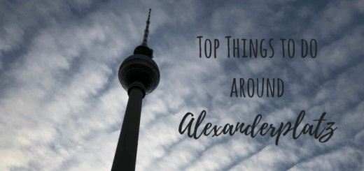 Top Things to do around Alexanderplatz, Berlin