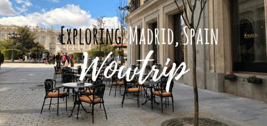 Exploring the city of Madrid, Spain with Wowtrip