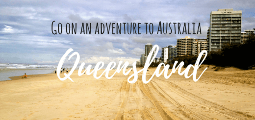Go on an adventure to Queensland, Australia