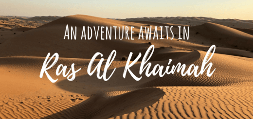 An adventure awaits in Ras Al Khaimah, UAE