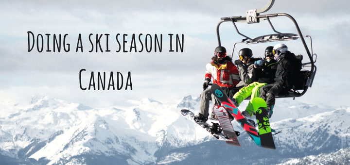 Doing a ski season in Canada: What you need to know before you go