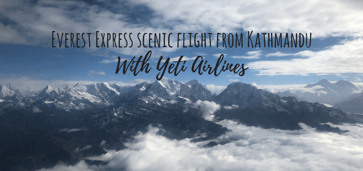 Everest Express scenic flight from KathmanduAdd heading-2