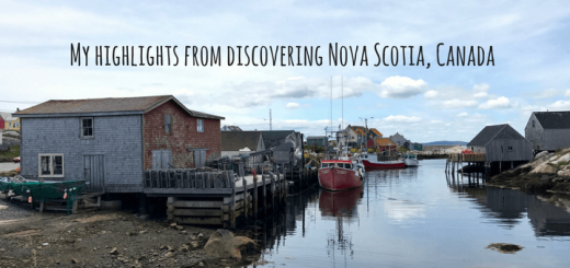 My highlights from discovering Nova Scotia, Canada