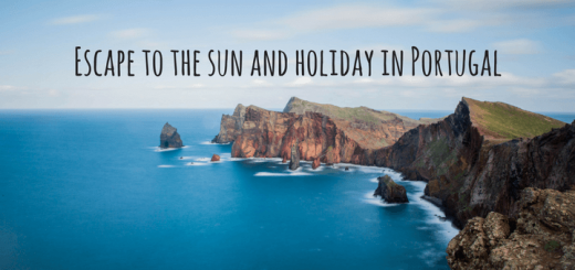 Escape to the sun and holiday in Portugal