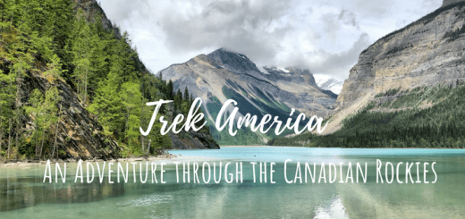 Trek America - An Adventure through the Canadian Rockies