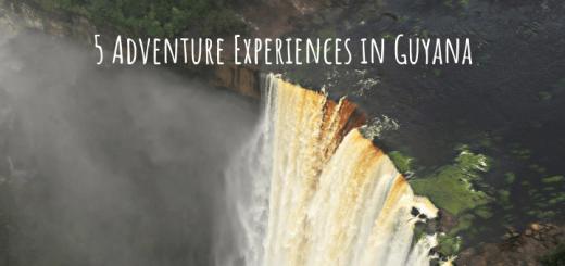Guyana Adventure