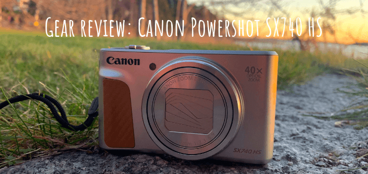 Canon Powershot Sx740 Hs Pocket Sized 4k Camera Review