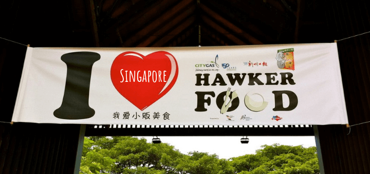 The ultimate Singapore guide to Food Courts and Hawker Markets