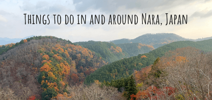 Things to do in and around Nara, Japan