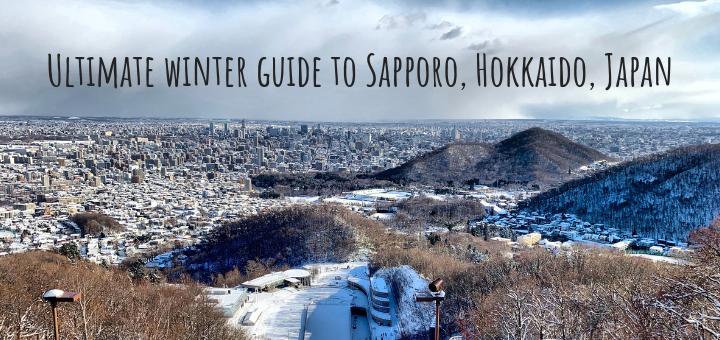 Ultimate winter guide to Sapporo city, Hokkaido, Japan