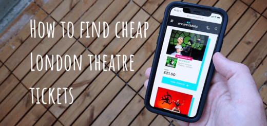 How to find cheap London theatre tickets for a weekend trip
