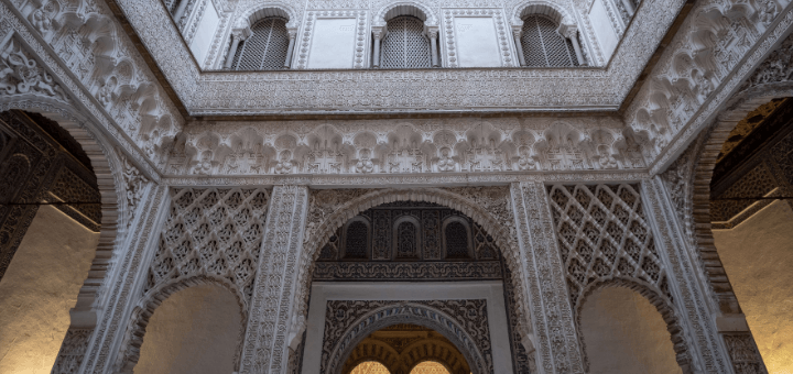 Места «Игры престолов» в Европе Места «Игры престолов» в Европе и как их легко посетить Gardens of The Alc C3 A1zar Palace in Seville Spain