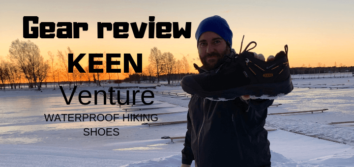 Gear review Keen Venture