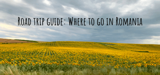 Road trip guide: Where to go in Romania