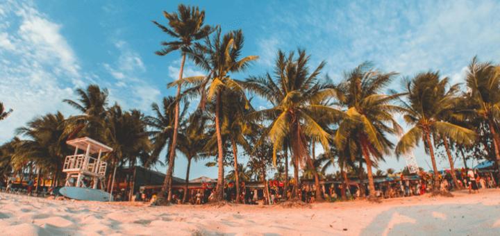 отпуск на Филиппинах Как спланировать недельный отпуск на Филиппинах? Boracay