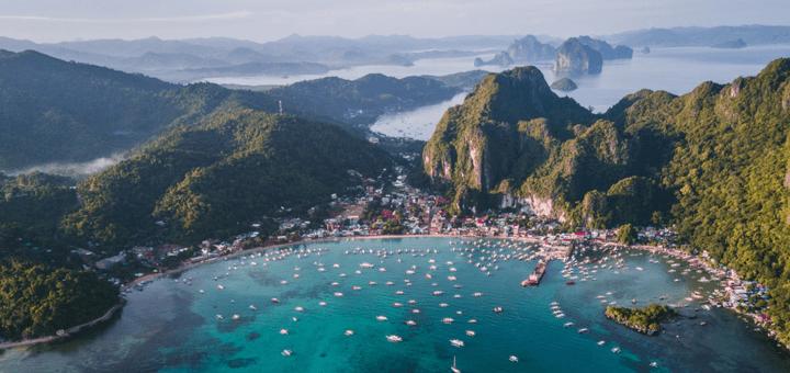 отпуск на Филиппинах Как спланировать недельный отпуск на Филиппинах? El Nido