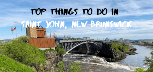 Top things to do in Saint John, New Brunswick
