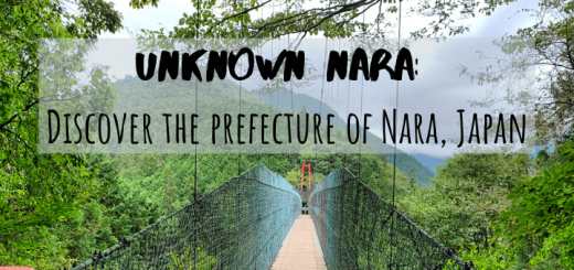 Unknown Nara Discover the prefecture of Nara, Japan