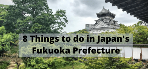 8 Things to do in Japan's Fukuoka Prefecture