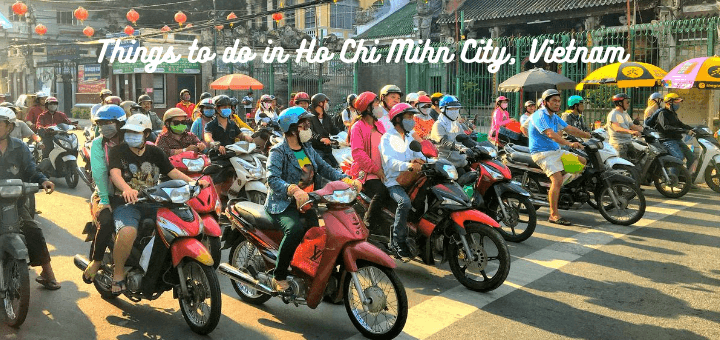 Things to do in and around Ho Chi Minh City, Vietnam
