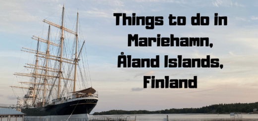 Title: Things to do in Mariehamn, Aland Islands, Finland