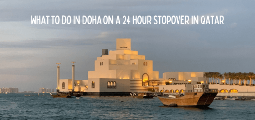 What to do in Doha on a 24 hour Stopover in Qatar